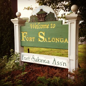 fort salonga