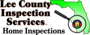 LEE COUNTY INSPECTIONS logo